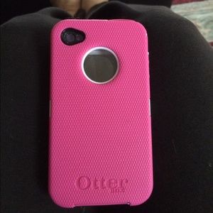 Accessories - 4/4s iPhone OTTERBOX case
