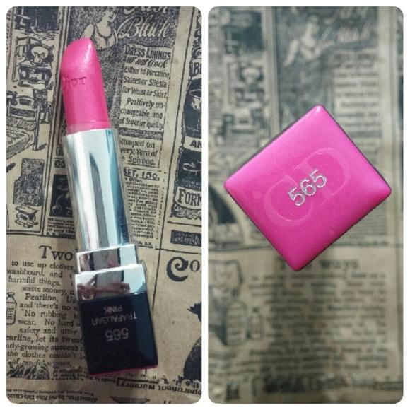 Dior - Dior Lipstick- 565 Trafalgar Pink from Yanine's ...