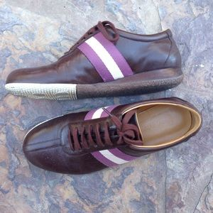 Bally Francesca Leather Sneakers [HPx2]