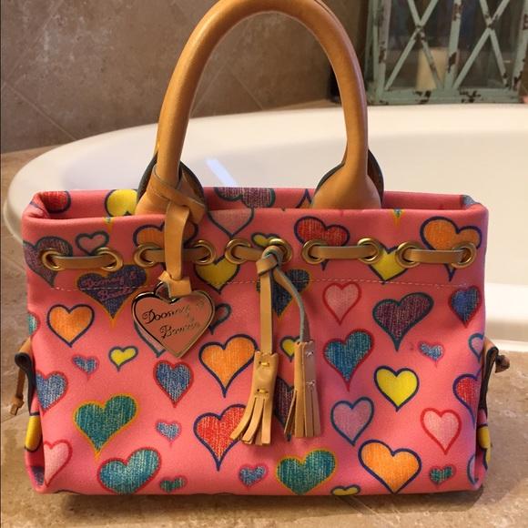 72 Off Dooney Amp Bourke Handbags Authentic Dooney