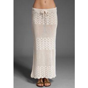 Ladakh Woodstock Crochet Skirt NWOT FLASHSALE