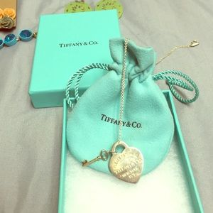 Authentic with tags Tiffany & Co. Necklace