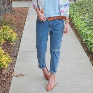 ROMWE Jeans - NWOT ROMWE boyfriend jeans
