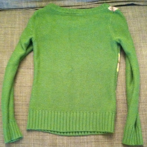 Rubbish - Rubbish brand stripe green sweater size medium from ...