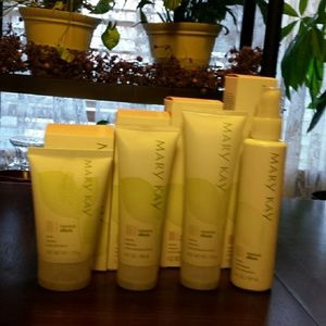 New set of Mary Kay botanicals