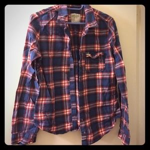 Abercrombie&Fitch Flannel Shirt