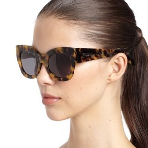 Karen Walker Northern lights tort sunglasses