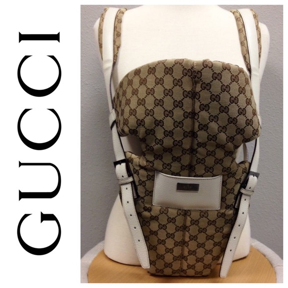 26fefd80f10 Gucci Accessories - GUCCI Baby Carrier