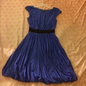 Nicole by Nicole Miller Blue Dress