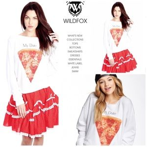 Wildfox Sweaters - Oversized Boyfriend Sweater