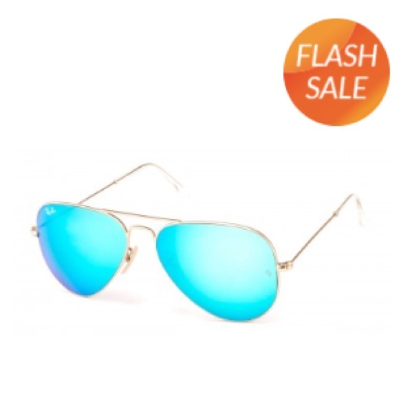 82712d91b Ray-Ban Accessories | Nwtauthentic Ray Ban Rb3925 58mm Sky Blue ...