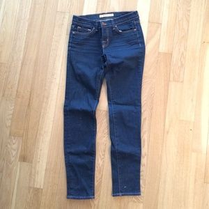 JBrand low rise jegging jeans size 26
