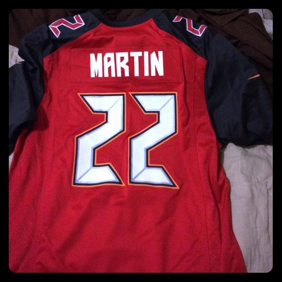 size 40 91ea6 9265f Doug Martin authentic NFL jersey