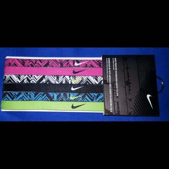 Nike Headbands 6 pack 22c96fb04a7