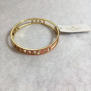 Kate Spade Eat Cake For Breakfast Bracelet