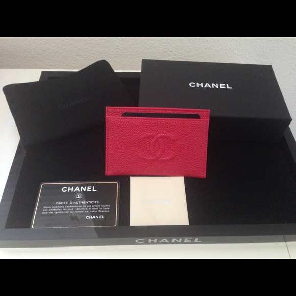 dfcffb5a7813 CHANEL Clutches & Wallets - Chanel Card Holder