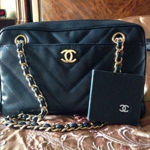 Chanel Lambskin Handbag