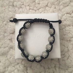 Adjustable Shamballa Bracelet