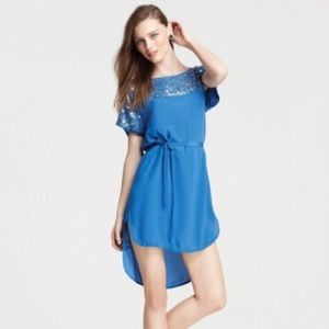 5b4ec473c22 French Connection Dresses - 💥SALE💥 NWT French Connection Blue Sequin Dress
