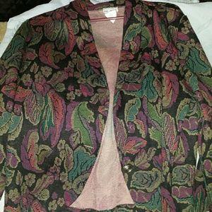 Vintage blazer sz 14 fits small - med