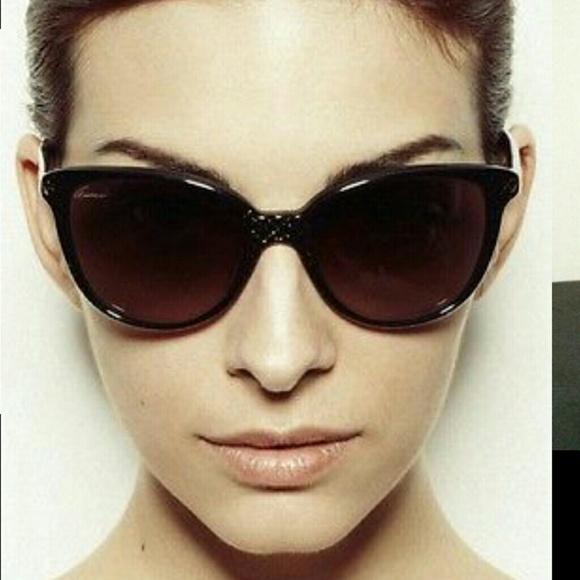 Gucci GG 3633 S Sunglasses in Brown Glitter