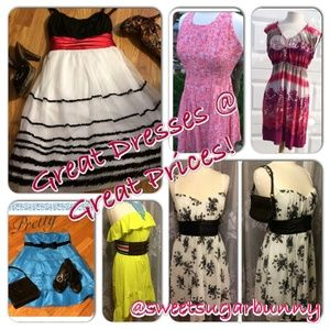  Great Dresses @ Great Prices!