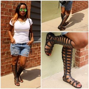 MIA Shoes - Gladiator Sandals