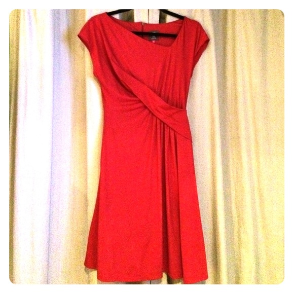 67 Off Vince Camuto Dresses Amp Skirts Vince Camuto Red