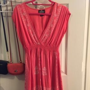 Pink dress/coverup