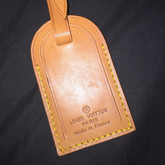 caf984ce3e28 Louis Vuitton Accessories - Louis Vuitton Luggage Tag