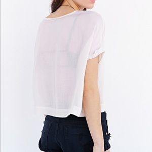 UrbanOutfitters Ecotè short sleeve tee