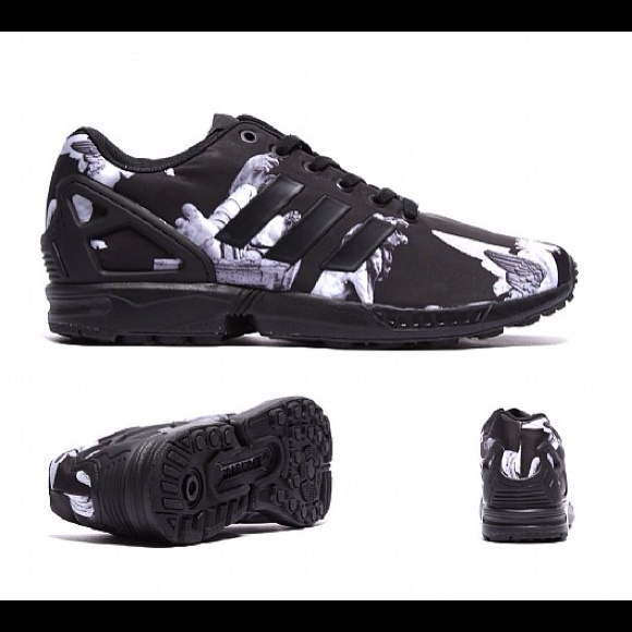 f92dccb58   FLASH SALE   Adidas Zx Flux Sneakers