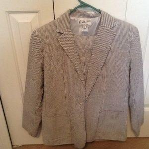 Nice Pendleton pants suit fully lined sz12p Pants