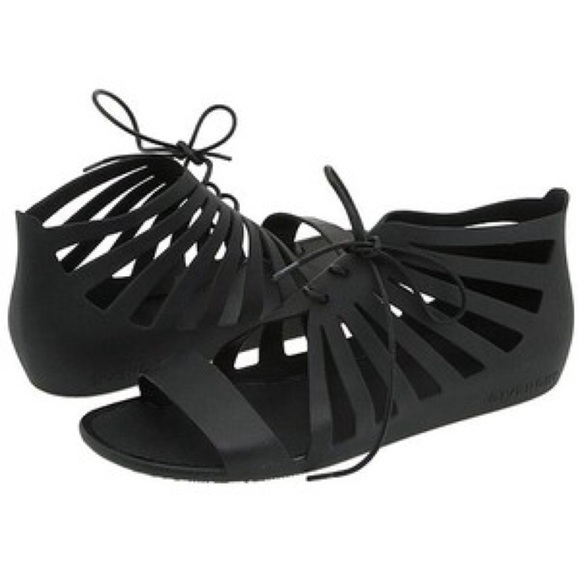 d378692258d1 Givenchy Shoes - Givenchy Cage Jelly Sandals