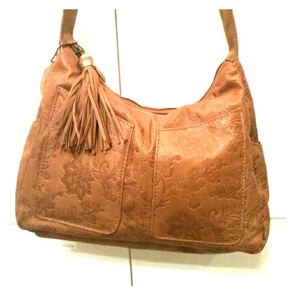 Charmant Leather Purse
