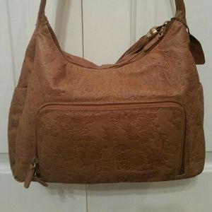 Superbe Cabin Creek Bags   Leather Purse