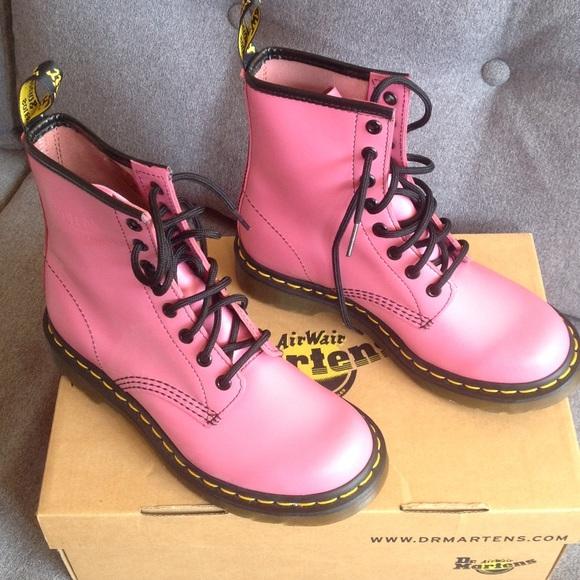 Dr. Martens - bubble gum pink b6d16e104