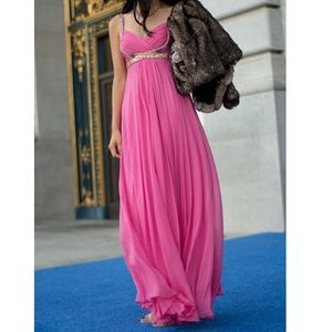 Marchesa Dresses & Skirts - Marchesa Notte pink evening gown dress