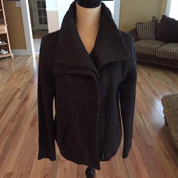 Ann Taylor Loft Sweater Jacket 99