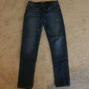 Paige denim peg skinny jeans