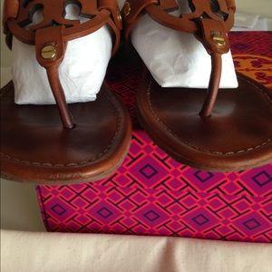 b308d4a43 Tory Burch Shoes - ✨Free Shipping✨Tory Burch Tan Miller Sandals