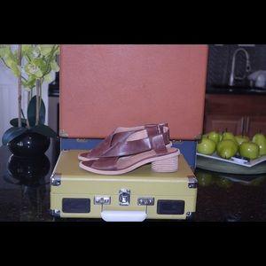 Jeffrey Campbell columbo block heel size 8