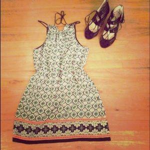 Dresses & Skirts - Multi colored dress👗🎀