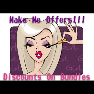 Make me offers!! Discounts on bundles!!