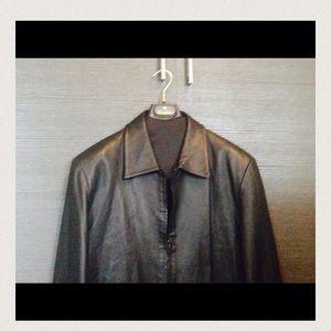 Men's Michael Holcm North Beach Leather Authentic