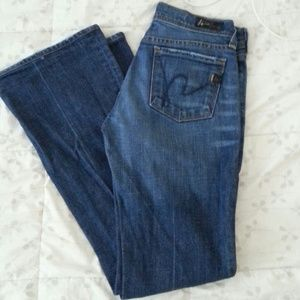 Citizens of Humanity Denim - Citizen of Humanity Boot Cut Jeans