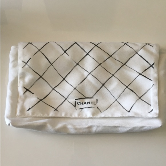 d5cf0022d442 Chanel White Dust Bag Fake | Stanford Center for Opportunity Policy ...