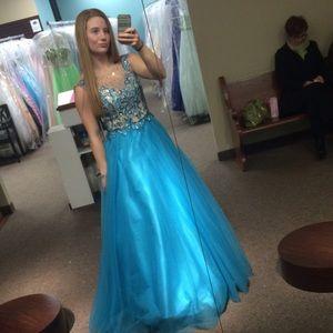 Disney Collection Dresses - Prom Dress😍