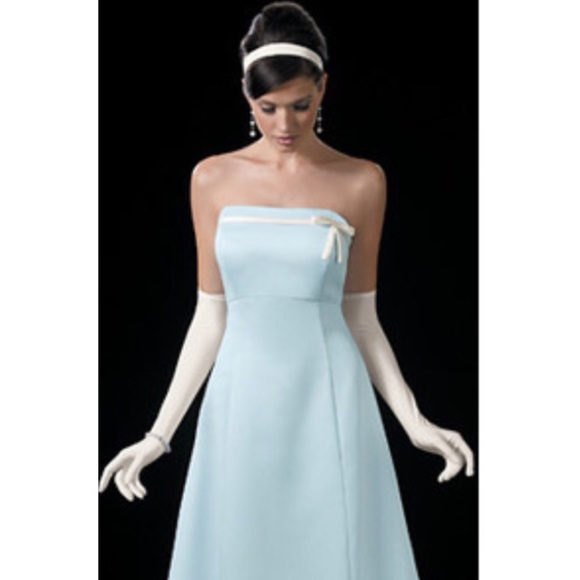 69 Off Jordan Dresses Amp Skirts Cinderella Like Baby Blue Prom Dress Brand New From Josie S