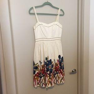 Gorgeous Floral Print Dress
